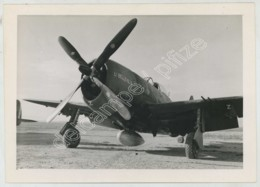 """(Aviation) Avion Sur Lequel On Peut Lire """"Lieutenant Belleville"""". - Aviation"""
