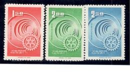 TAIWAN1965: Michel560-2 Mnh** - 1945-... République De Chine