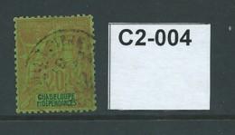 Guadeloupe 1892 20c - Guadeloupe (1884-1947)