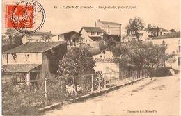 DAIGNAC     Vue Partielle ,prise D'Esplet (trace D'un Pli) - France