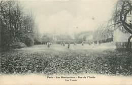 75* PARIS  Rue De L Yvette - Tennis    MA88,1238 - France