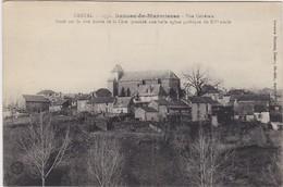 SANSAC DE MARMIESSE VUE GENERALE - Francia