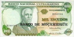 Mozambique 1000 Escudos (1976)  Pick 119 UNC - Mozambico