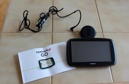 GPS TOMTOM GO EUROPE 45 GD ECRAN 6 POUCES - GPS/Radios
