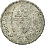 Monnaie, Botswana, Thebe, 1976, British Royal Mint, TB+, Aluminium, KM:3 - Botswana