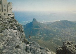 Cableway , Lions Head , South Africa , 1981 - South Africa