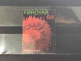 Faeröer / Faroes - Zeeanemonen (6.50) 2012 - Faeroër