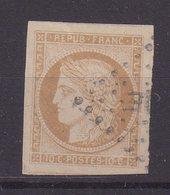 COLONIES GÉNÉRALES : N° 11 . OBL . PIÈCE DE LUXE . TTB . 1871 . - Cérès