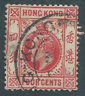 Timbre Hong Kong 1903 - Hong Kong (...-1997)
