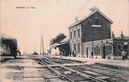 Belgique - Namur - Naninne - La Gare - Namur