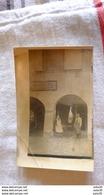 UZES  :  Carte Photo , JUSTIN MARCOU , Place De La Republique..................... JW-1623 - Uzès