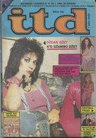 Joan Jett - ITD Yugoslavian January 1985 EXTREMLY RARE - Books, Magazines, Comics
