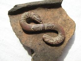 Ancient Bronze Artifact - Archaeology