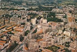 Isère : GRENOBLE : Vue Aérienne - Place Gustave Rivet ( C.p.s.m. - Grand Format ) - Grenoble