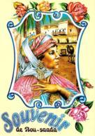 [MD3150] CPM - ALGERIA - BOU SAADA SOUVENIR - Non Viaggiata - Algeria
