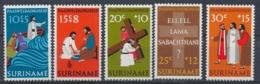 Suriname/Surinam 1973 Mi: 646-650 Yt: 571-575 Nvph: 595-599 (PF/MNH/Neuf Sans Ch/nuovo Senza C./**)(4409) - Surinam ... - 1975