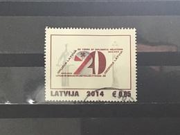 Letland / Latvia - Joint-Issue Letland-Georgie (0.85) 2014 - Letland