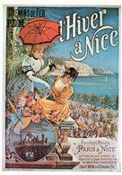 B56729 CPM L' Hiver à Nice, Chemins De Fer P.L.M - Ohne Zuordnung