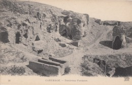 Carthage - Tombeaux Puniques - Tunisia