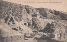 Carthage - Tombeaux Puniques De La Colline De Saint-Louis - Tunisia