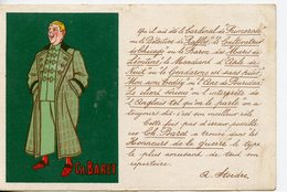 1191. CPA ILLUSTRATEUR. TOURNEES DE THEATRE CHARLES BARET 1914 - Theater