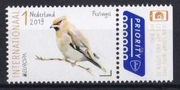 Nederland - 23 April 2019 - Europa/CEPT 2019 - Vogels In Nederland - Pestvogel - MNH - Passereaux