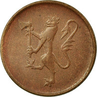 Monnaie, Norvège, Olav V, 5 Öre, 1982, TB+, Bronze, KM:415 - Norvège