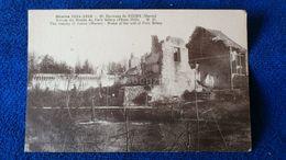Guerre 1914-1918 Environs De Reims (Marne) France - Reims