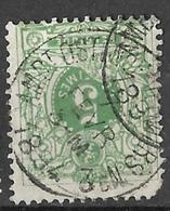 9W-923: AMBT. OSTENDE-BRUXELLES N°2: Ambulant Kantoor Op N°45 - 1869-1888 Lion Couché