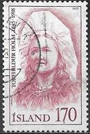 ICELAND 1979 Famous Icelanders - 170k. Torfhildur Holm (poetess And Novelist) FU - 1944-... Republique