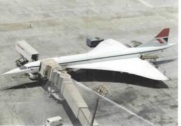 Aerospatiale BAC Concorde 102 Supersonico British Airways G-BOAC - 1946-....: Modern Era