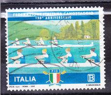 2018   CANOTTAGGIO  USATO - 6. 1946-.. Repubblica