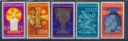 Suriname/Surinam 1972 Mi: 618-622 Nvph: 579-583 (PF/MNH/Neuf Sans Ch/nuovo Senza C./**)(4410) - Suriname ... - 1975