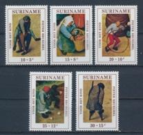 Suriname/Surinam 1971 Mi: 608-612 Yt: 546-550 Nvph: 568-572 (PF/MNH/Neuf Sans Ch/nuovo Senza C./**)(4412) - Suriname ... - 1975