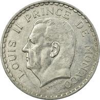 Monnaie, Monaco, Louis II, 5 Francs, 1945, Paris, TTB, Aluminium, Gadoury:135 - Monaco
