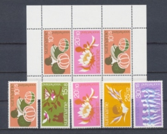 Suriname/Surinam 1974 Mi: 682-686 + Block 14 Nvph: 632-636 + 637 (PF/MNH/Neuf Sans Ch/nuovo Senza C./**)(4421) - Suriname ... - 1975