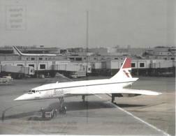 BAC Concorde 102 Aerospatiale Supersonico British Airways G-BOAA - 1946-....: Era Moderna