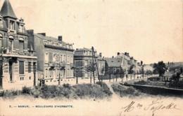 Belgique - Namur - Boulevard D' Herbatte - Namur