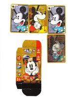 Jeu De Carte 52 Cartes + 3 Jokers + 1 Joker En 3D - Disney - Mickey - 54 Cards