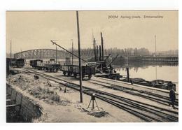 BOOM Aanlegplaats  Embarcadère - Boom
