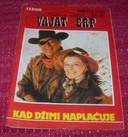 John Wayne Katharine Hepburn VAJAT ERP Yugoslavian From 1986 VERY RARE - Books, Magazines, Comics