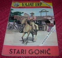 John Wayne VAJAT ERP Yugoslavian November 1968 VERY RARE - Books, Magazines, Comics