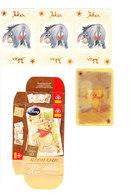 Jeu De Carte 52 Cartes + 3 Jokers + 1 Joker En 3D - Disney - 54 Cards