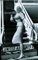 JAYNE MASNFIELD-Film Star Pin Up PHOTO POSTCARD 12 - Mujeres Famosas