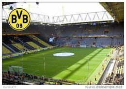 Stadium SIGNAL-IDUNA-PARK (Borussia Dortmund,Germany) Postcard - Size: 15x10 Cm. Aprox - Fútbol