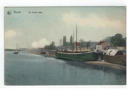 Boom   De Nieuwe Kaai 1912 - Boom