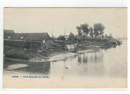 BOOM  -  RIVE GAUCHE DU RUPEL 1908 - Boom