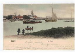 Boom   Le Rupel 1903 - Boom