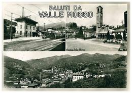 BIELLA BIELLESE VALLE MOSSO STAZIONE FERROVIARIA FERROVIA TRENO - Pistoia