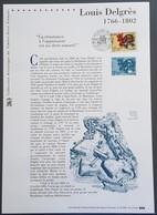COLLECTION HISTORIQUE - YT N°3491 - LOUIS DELGRES - 2002 - 2000-2009